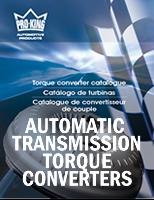 Torque converter catalogue Catálogo de turbinas Catalogue de
